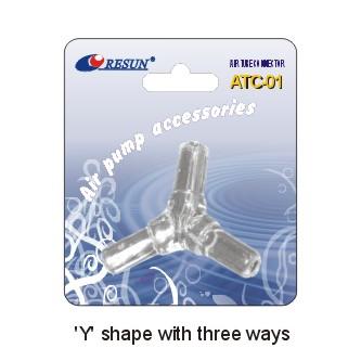 y shape air extender