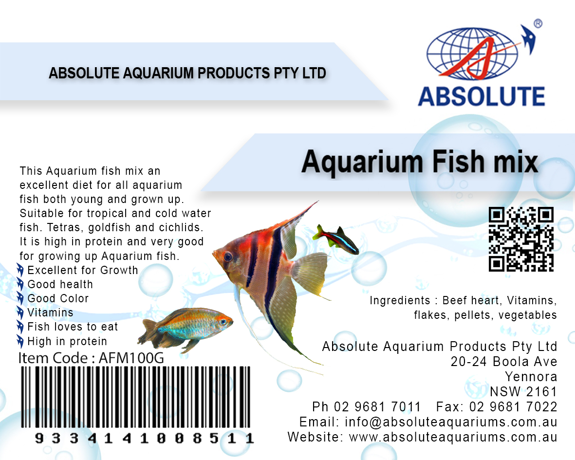 Aquarium Fish Mix
