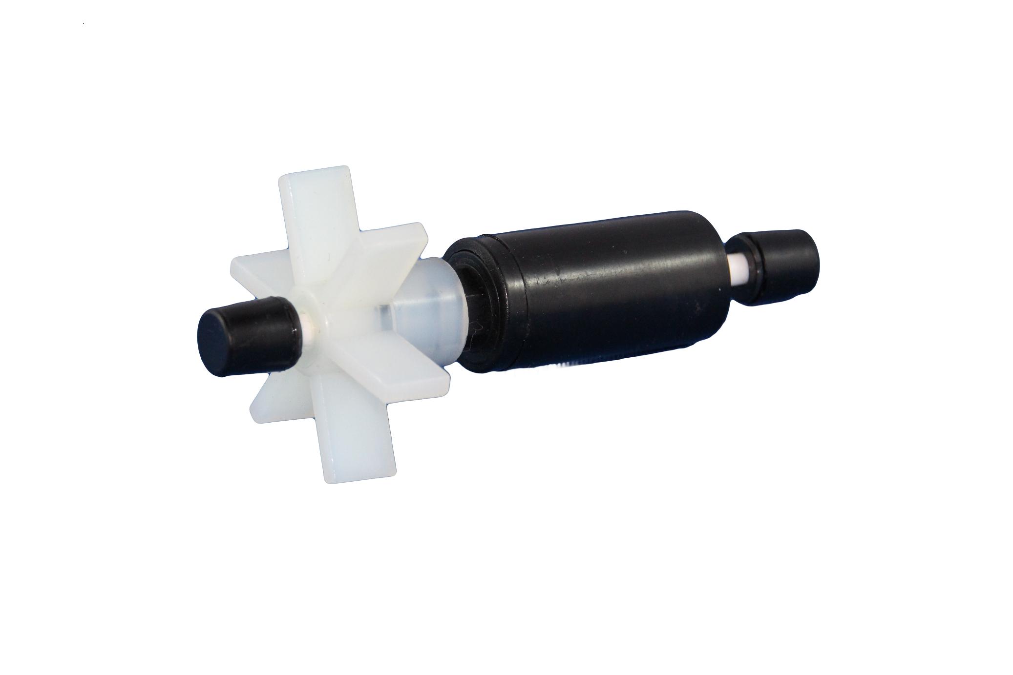 impellar and shaft for jet plus internal filter