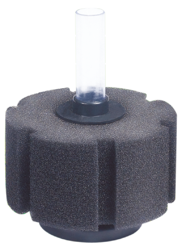 air operated sponge filters