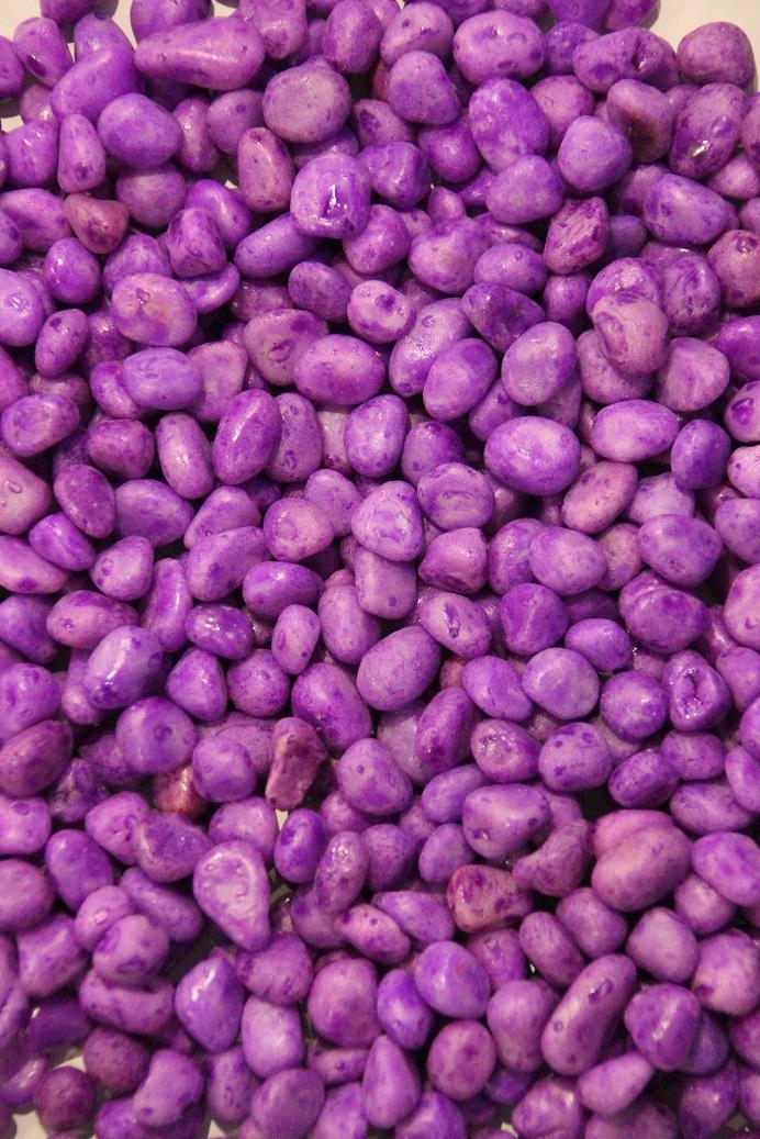 purple gravel 1kg