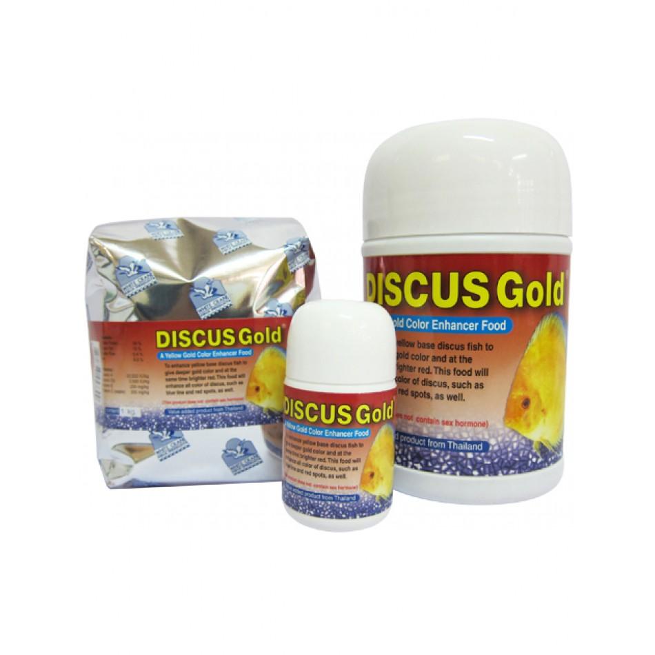 Discus gold