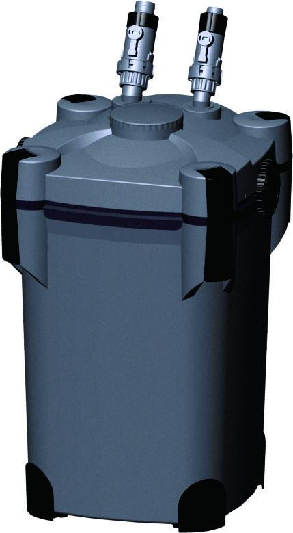 External Canister filter