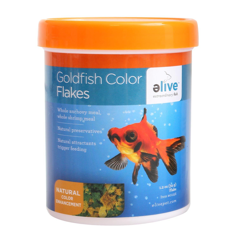 Goldfish Color Flake