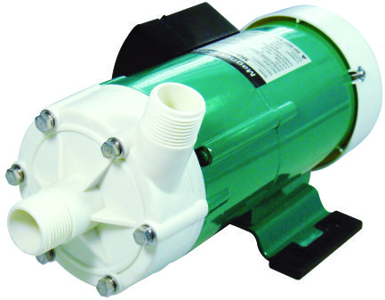 external magnetic driven water pump
