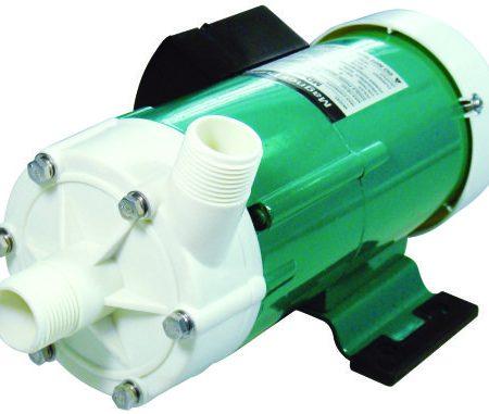 external magnetic driven water pump