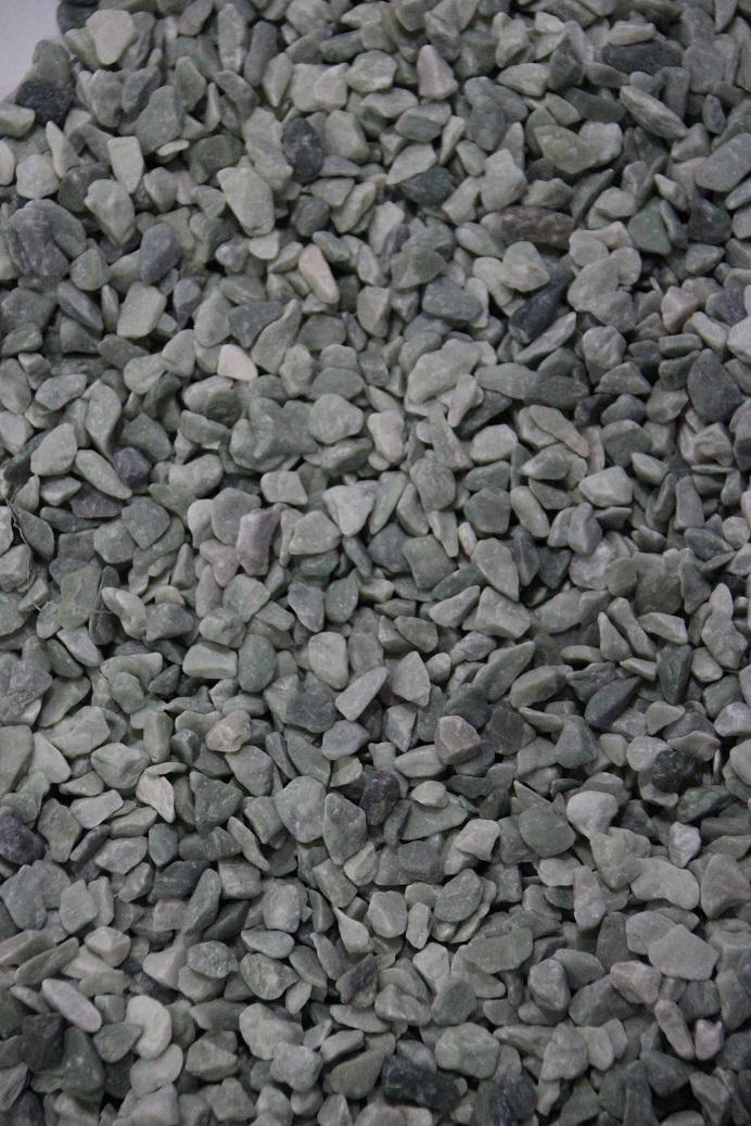 ocean green gravel 6-8mm 15kg