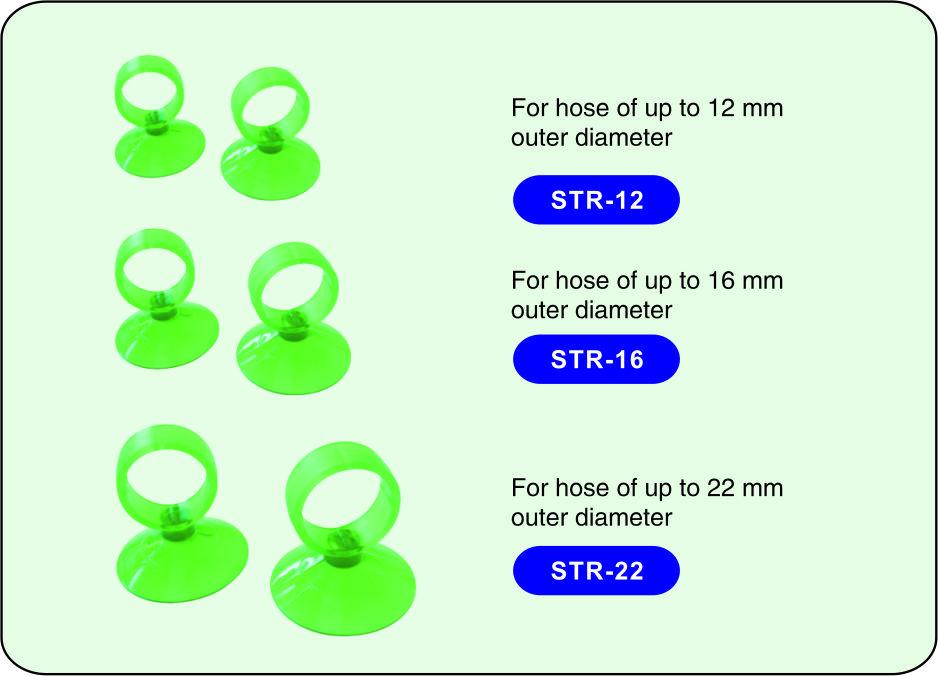 ring hose clip