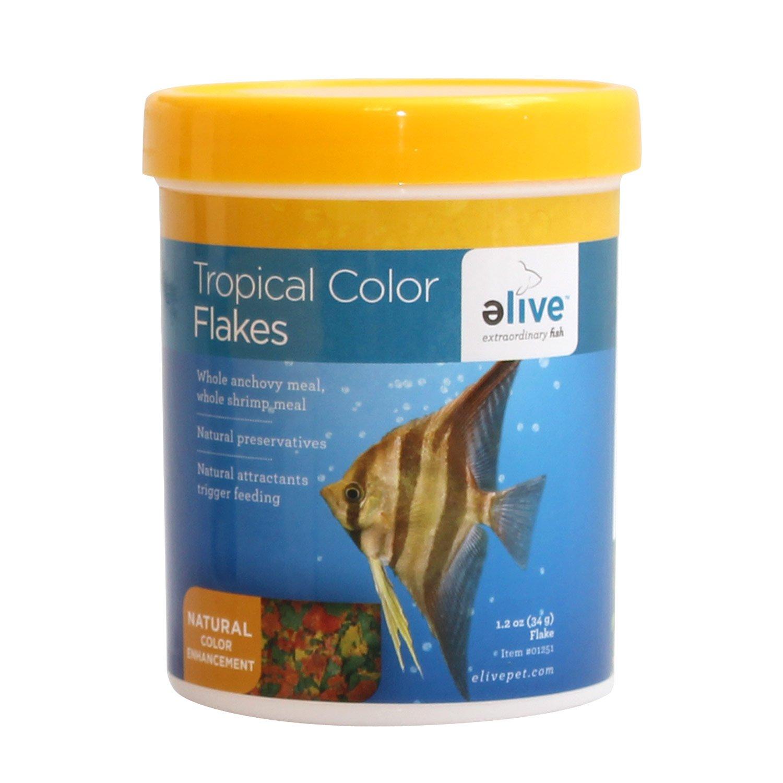 Tropical Color Flake