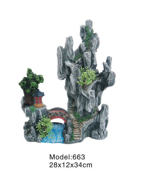 mountainscape rock