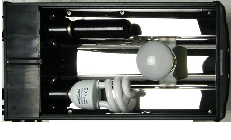 deluxe lighting hood