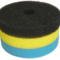 sponge for EFU