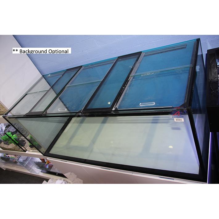 Rectangle tank monaco pet aquariums for Rectangle fish tank