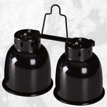 mini dual lamp shape