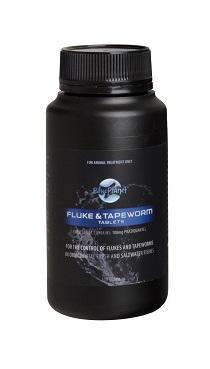 fluke and tapeworm 100 tab