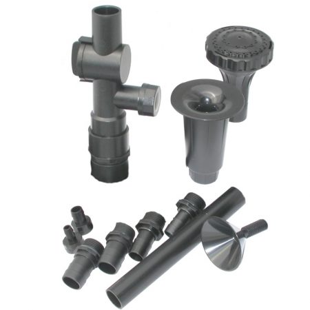 fountain kit King 1