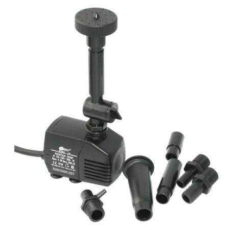 king 1 fountain pump low voltage