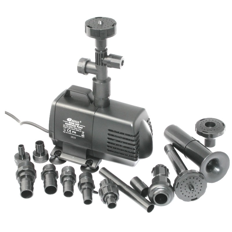 king 3a fountain pump