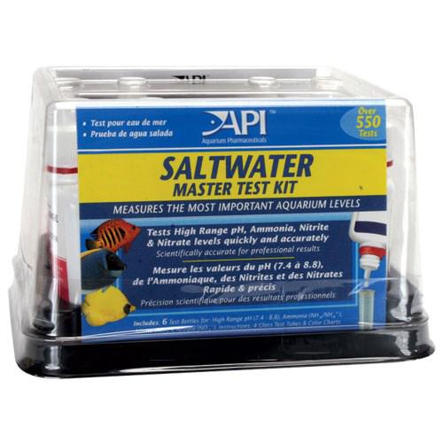 salt water mster test kit