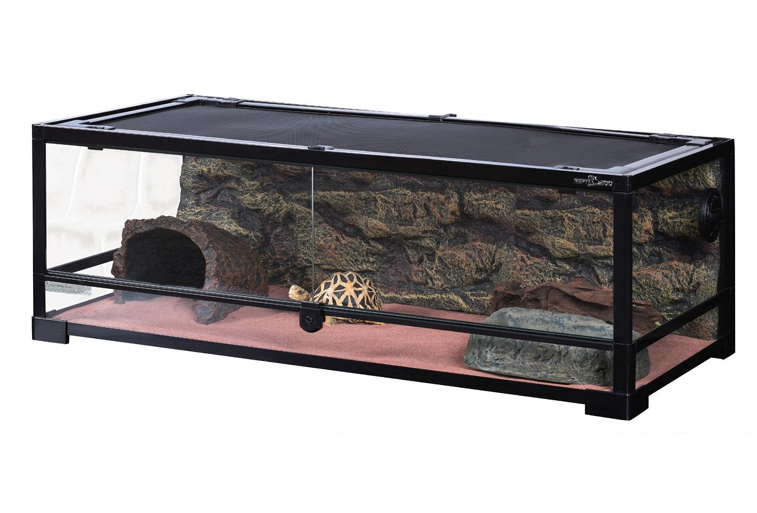 knock down glass terrariums