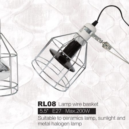 wire lamp clamp