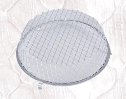 anti burning mesh