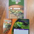 wacool UVB sensor card